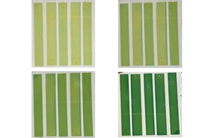 A first step towards photochromic photovoltaic window panes